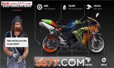 疯狂赛车摩托安卓版截图3