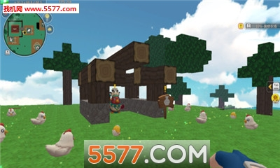 妖不怪城是一款卡通像素风格的沙盒创造类游戏,各位朋友们可尽情发挥