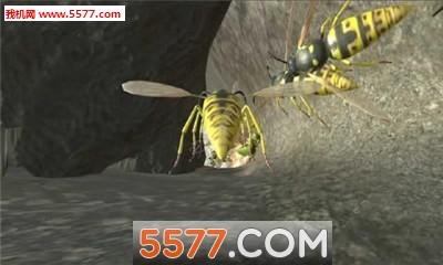 黄蜂巢模拟器3D无限金币破解版截图0