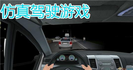 仿真驾驶游戏