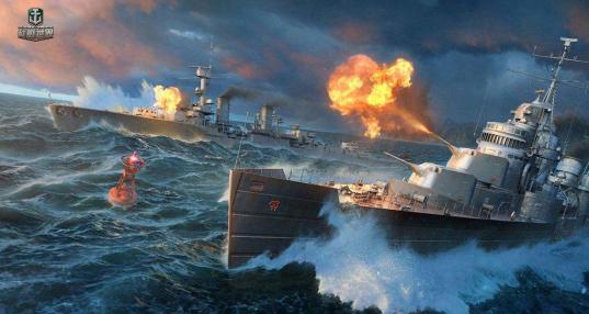 英雄战舰合集