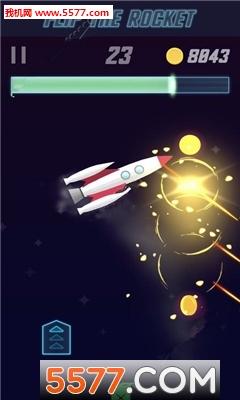 翻转火箭安卓版截图0