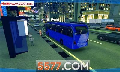 城市公交车模拟器安卓版截图0