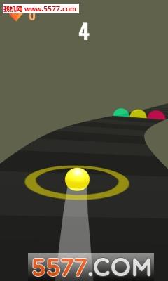 变色球大冒险极速冲刺截图0
