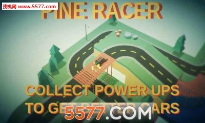 Pine Racer游戏截图2