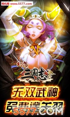 幻想三国志无限元宝版截图3