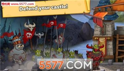 喧嚣的城堡幻想王国游戏截图2