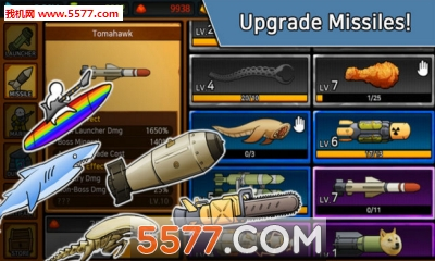 导弹伙伴RPG(Missile Dude RPG)苹果版截图2