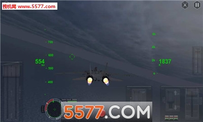 战机模拟游戏截图1
