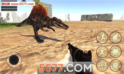 侏罗纪恐龙岛生存官方版