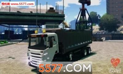欧洲卡车模拟驾驶3中文版