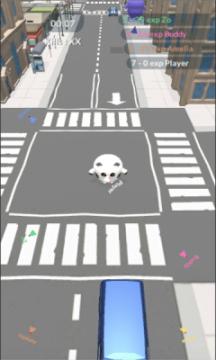吞食大作战游戏(Gulp.io)