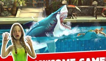 饥饿的鲨鱼世界中文版