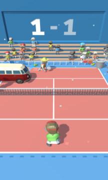 网球大作战(Tennis Tourney)苹果版