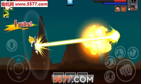 火柴人格斗之战手机版截图2