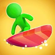 橡皮人冲浪比赛安卓版v1.0最新版