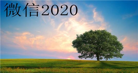 微信2020