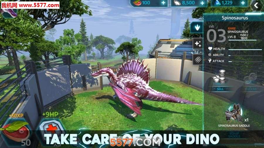 恐龙驯兽师安卓版截图0
