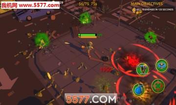 Zombie Blast Crew�������ʯ��