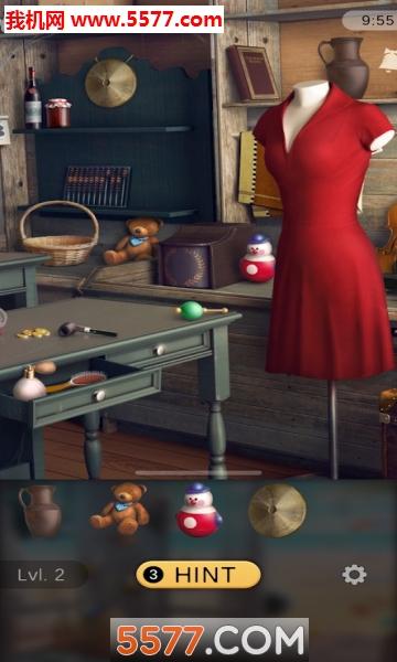 隐藏物品照片谜题游戏安卓版截图0