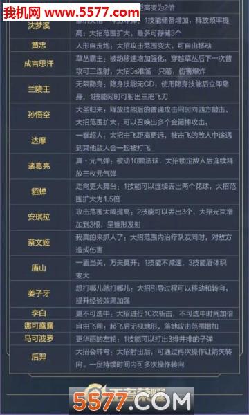 王者荣耀觉醒之战最新版(超级英雄)截图1