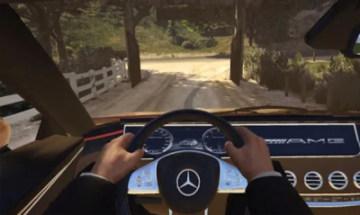奔驰模拟驾驶游戏(奔驰模拟驾驶汽车)