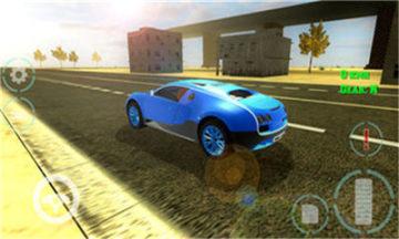 豪车模拟驾驶安卓版(Luxury Car Simulator)