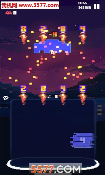侵略者2048安卓版(invaders2048)截图2
