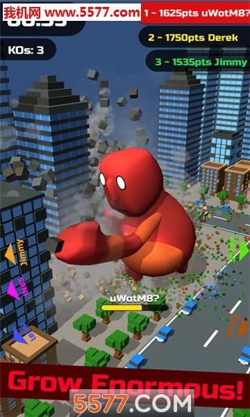 Smash City苹果版截图1