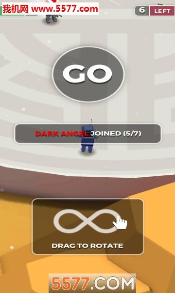 Paintball.io混乱苹果版截图2