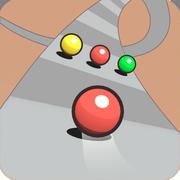 彩色球曲折之路苹果版