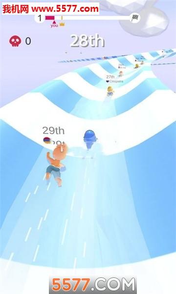 AquaPark Slide游戏苹果版截图1