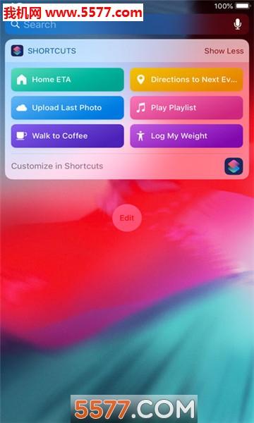 捷径苹果版(微信阿dou提示音)截图2