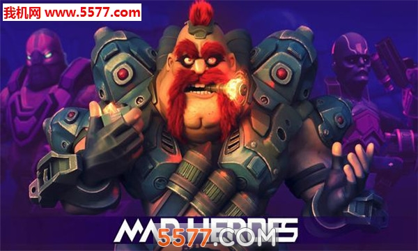 Mad Heroes安卓版截图1