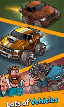 战车大亨安卓版(Battle Car Tycoon)