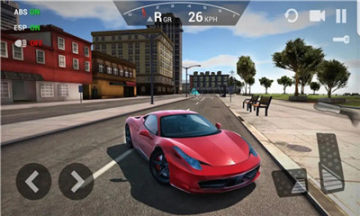 城市极品赛车安卓版