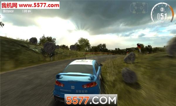 Rush Rally 3汉化版截图0