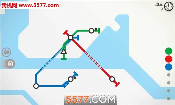 模拟地铁手机版截图1