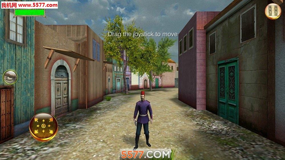 Zaptiye开放世界手游截图2