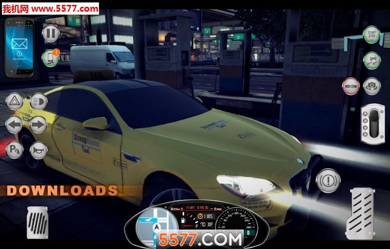 真实出租车模拟2019游戏截图0