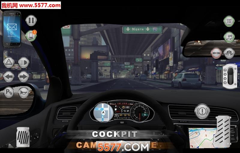 真实出租车模拟2019游戏截图1