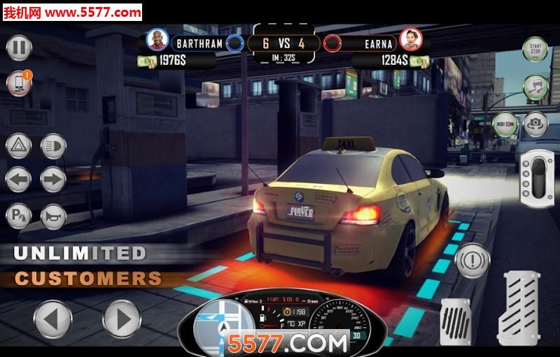 真实出租车模拟2019游戏截图2