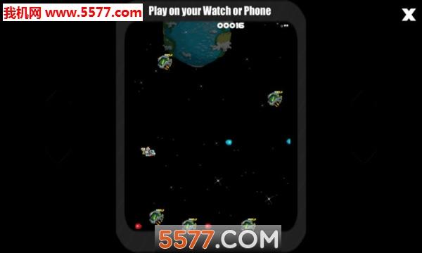Revenge Space苹果版截图1