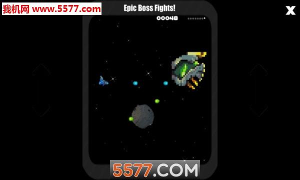 Revenge Space苹果版截图3