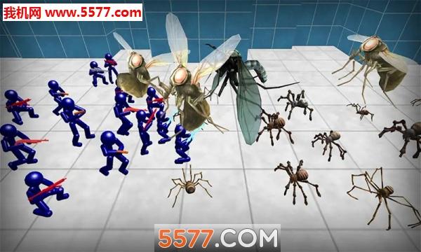 虫子入侵安卓版截图2