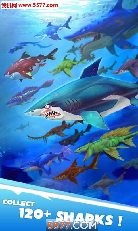 饥饿鲨英雄手机版截图1