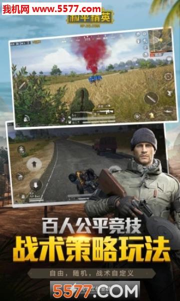 腾讯Game For Peace游戏截图2