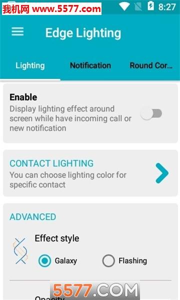 Edge Lighting跑马灯软件截图0
