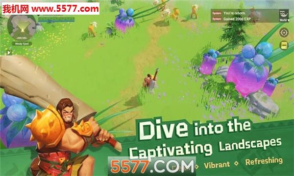 网易dawn of isles游戏截图0