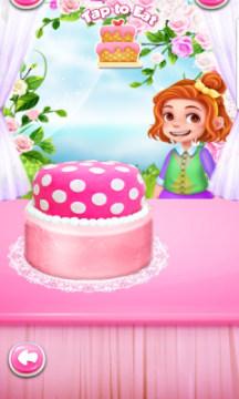 巴啦啦做蛋糕游戏